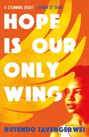 Cover Image for Hope is our Only Wing