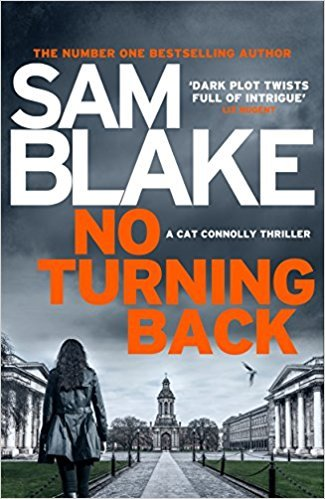 Cover Image for No Turning Back