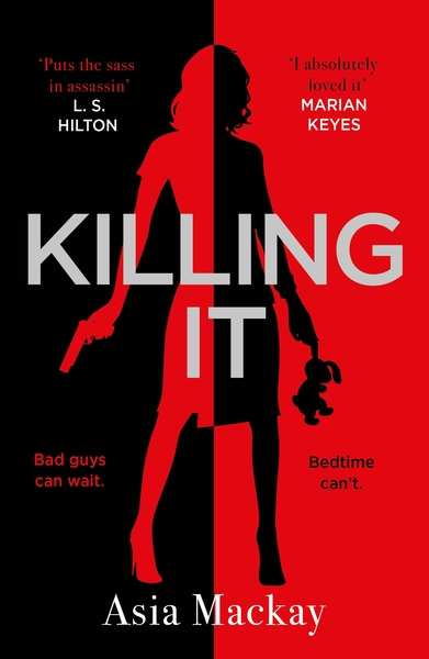 Cover Image for Killing It