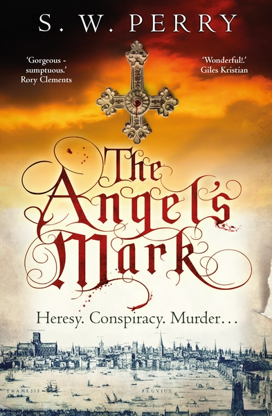 Cover Image for The Angel's Mark