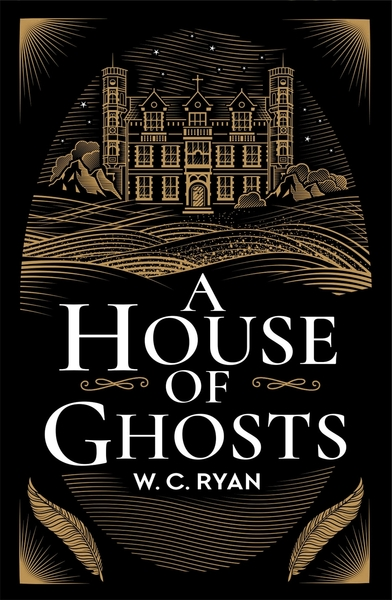 Cover Image for A House of Ghosts