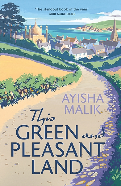 Cover Image for This Green and Pleasant Land