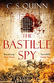Cover Image for The Bastille Spy