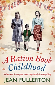 Cover Image for A Ration Book Childhood