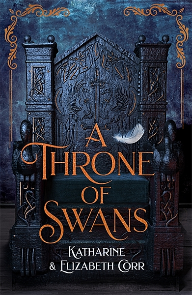 Cover Image for A Throne of Swans