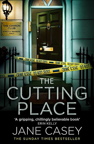 Cover Image for The Cutting Place