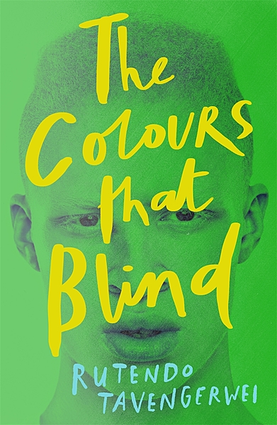 Cover Image for The Colours That Blind