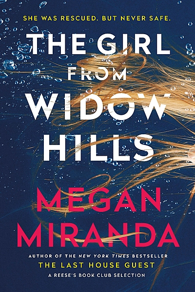 Cover Image for The Girl from Widow Hills