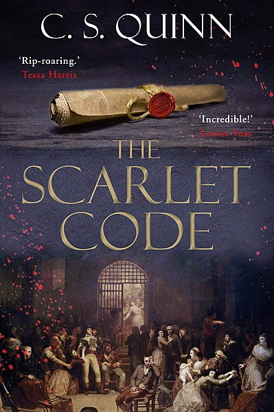 Cover Image for The Scarlet Code