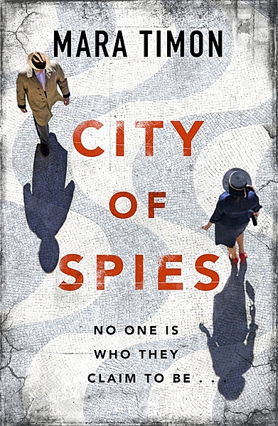Cover Image for City of Spies