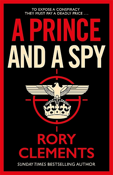 Cover Image for A Prince and a Spy