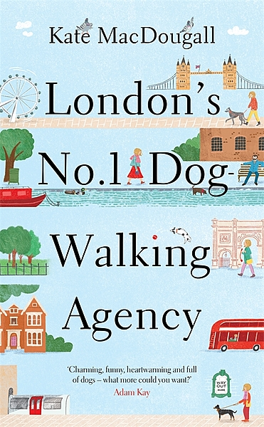 Cover Image for London's No.1 Dog-Walking Agency