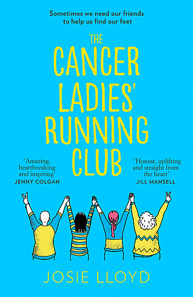 Cover Image for The Cancer Ladies' Running Club