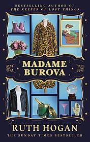 Cover Image for Madame Burova