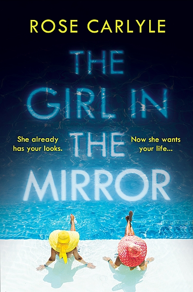 Cover Image for The Girl in the Mirror