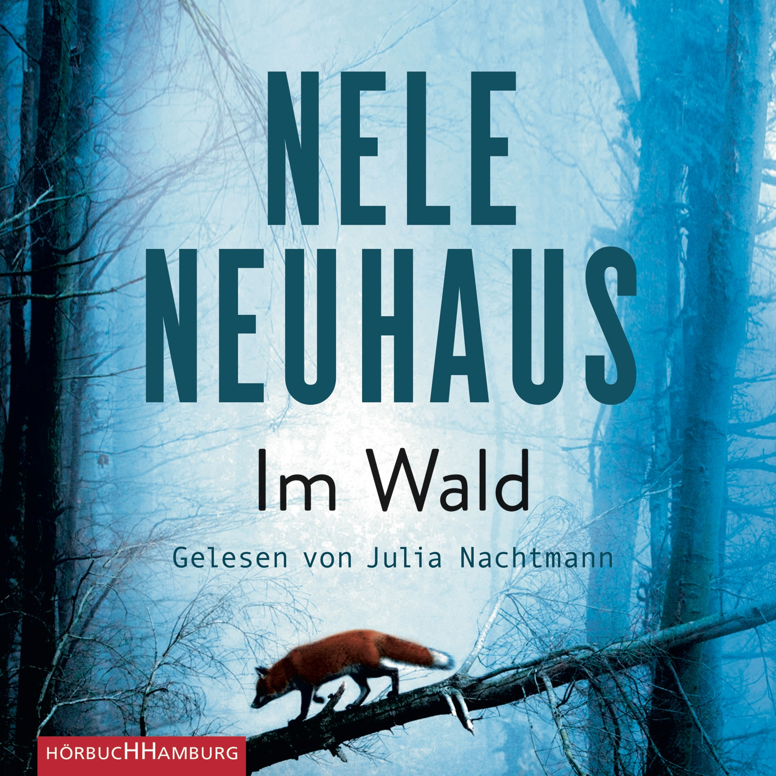 Cover für das Im Wald Hörbuch