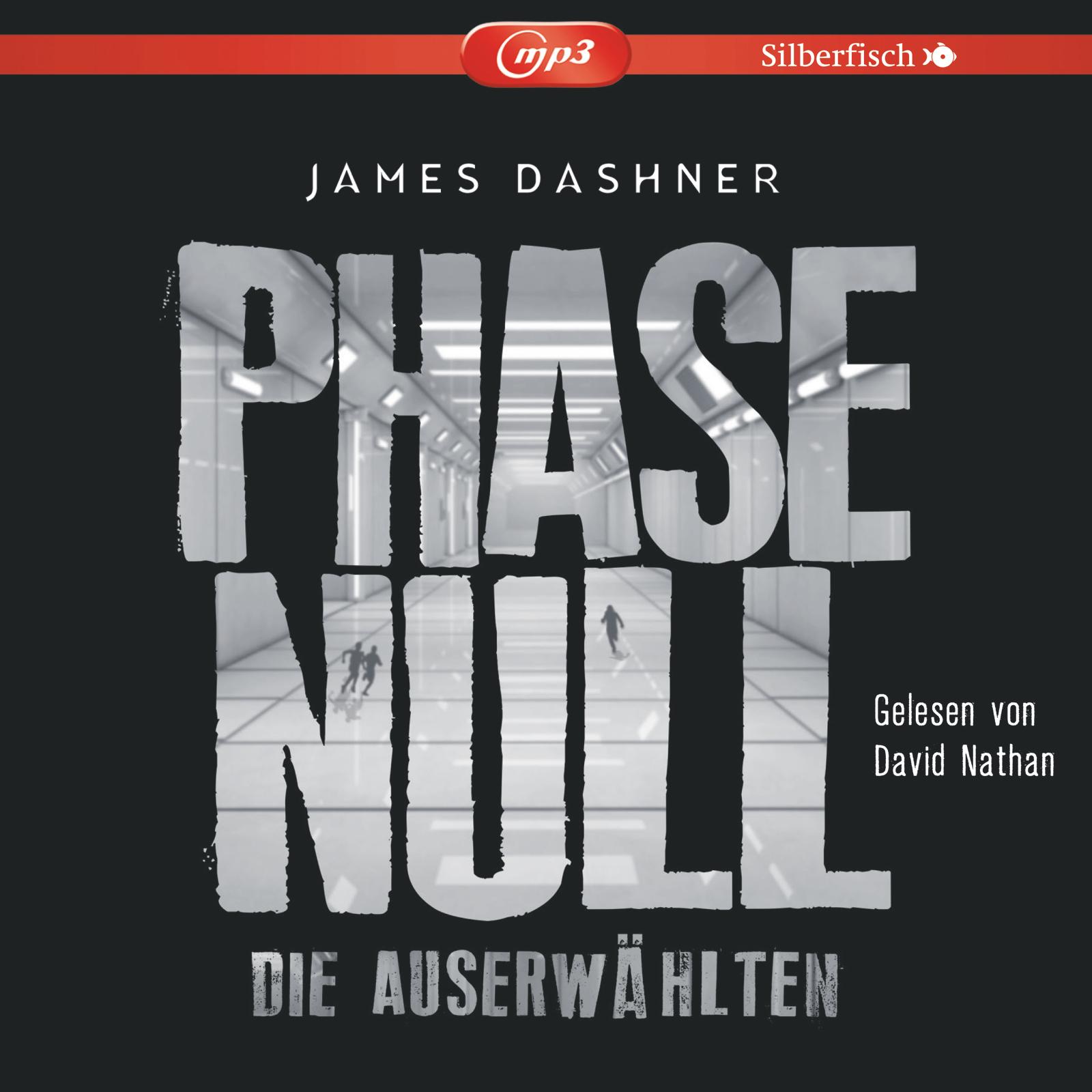 Cover für das Phase Null - Die Auserwählten Hörbuch