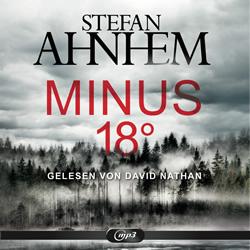 Cover für das Minus 18 Grad Hörbuch