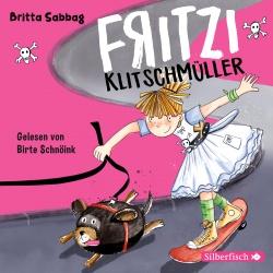 Cover für das Fritzi Klitschmüller Hörbuch