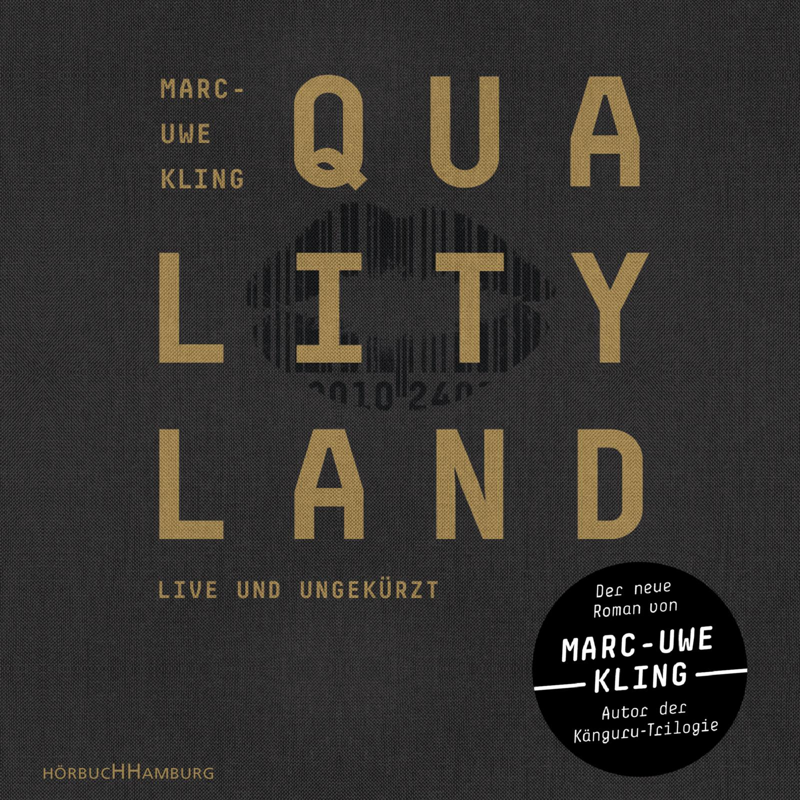 Cover für das QualityLand Hörbuch