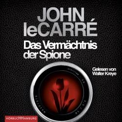 Cover für das Das Vermächtnis der Spione Hörbuch