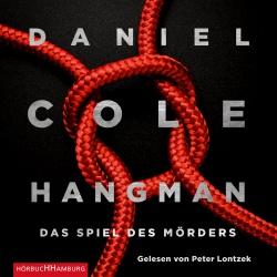 Cover für das Hangman - Das Spiel des Mörders Hörbuch