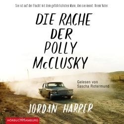 Cover für das Die Rache der Polly McClusky Hörbuch