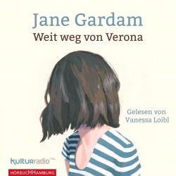 Cover für das Weit weg von Verona Hörbuch