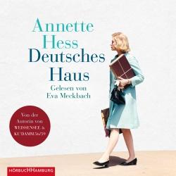 Cover für das Deutsches Haus Hörbuch