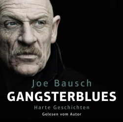 Cover für das Gangsterblues Hörbuch