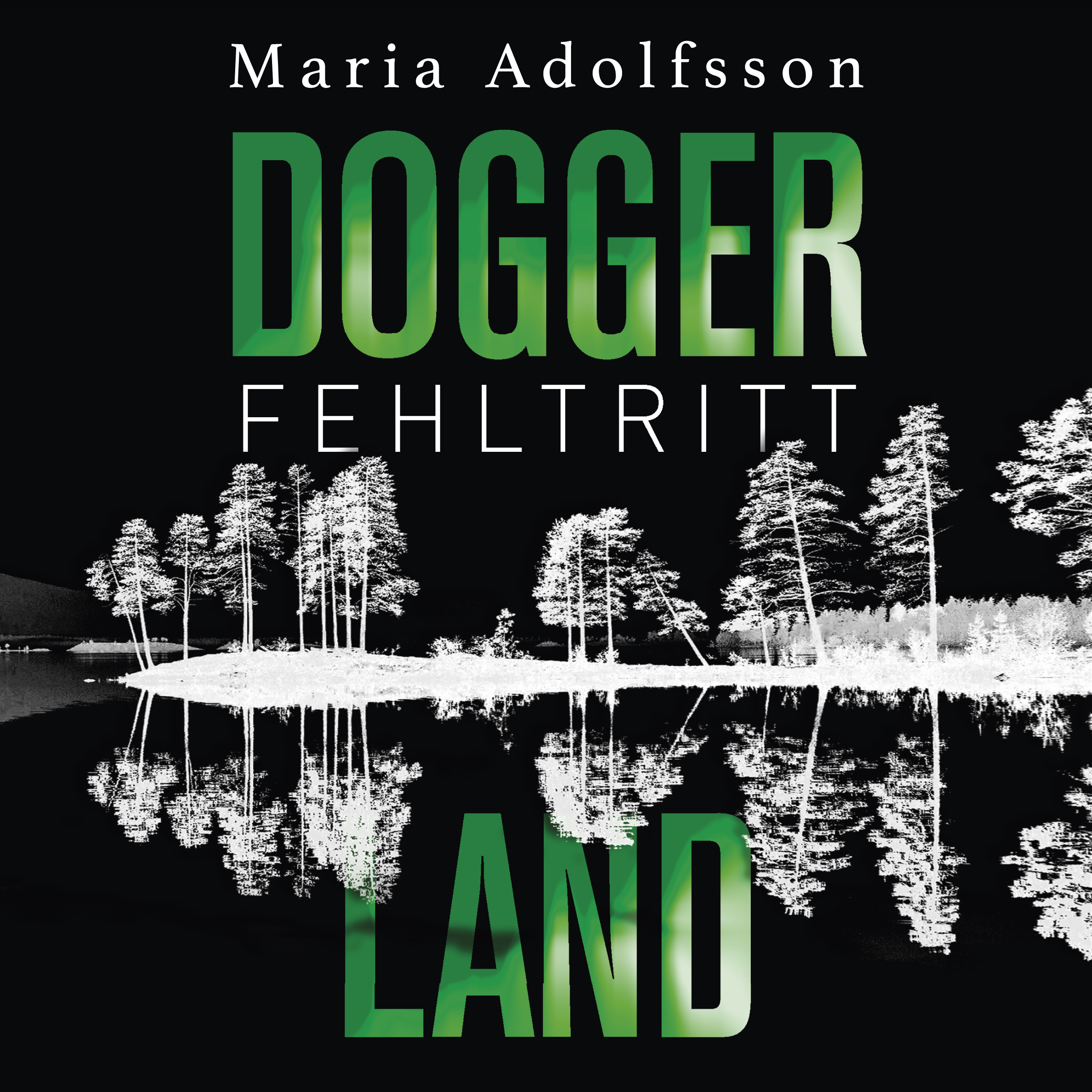 Cover für das Doggerland. Fehltritt Hörbuch