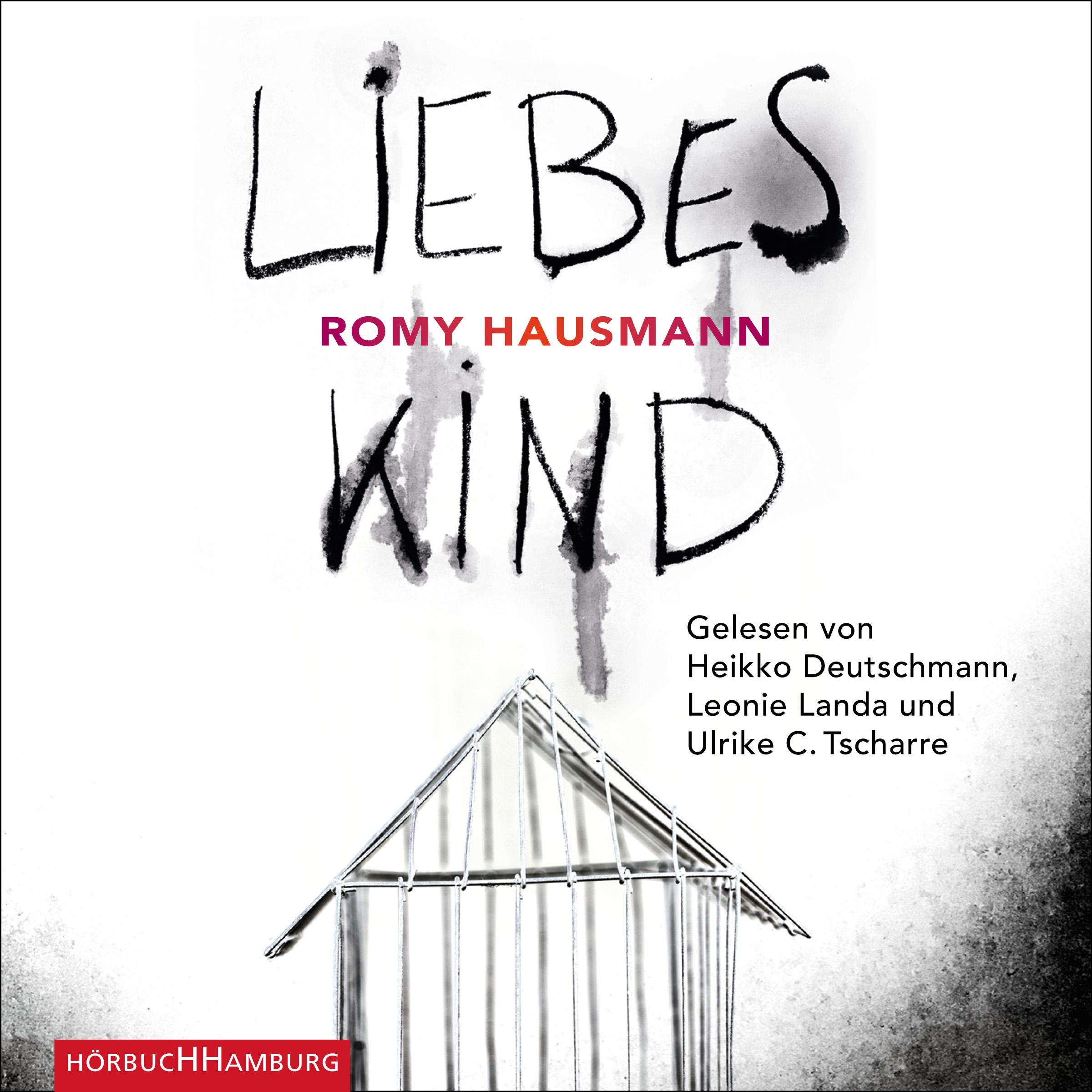 Cover für das Liebes Kind Hörbuch