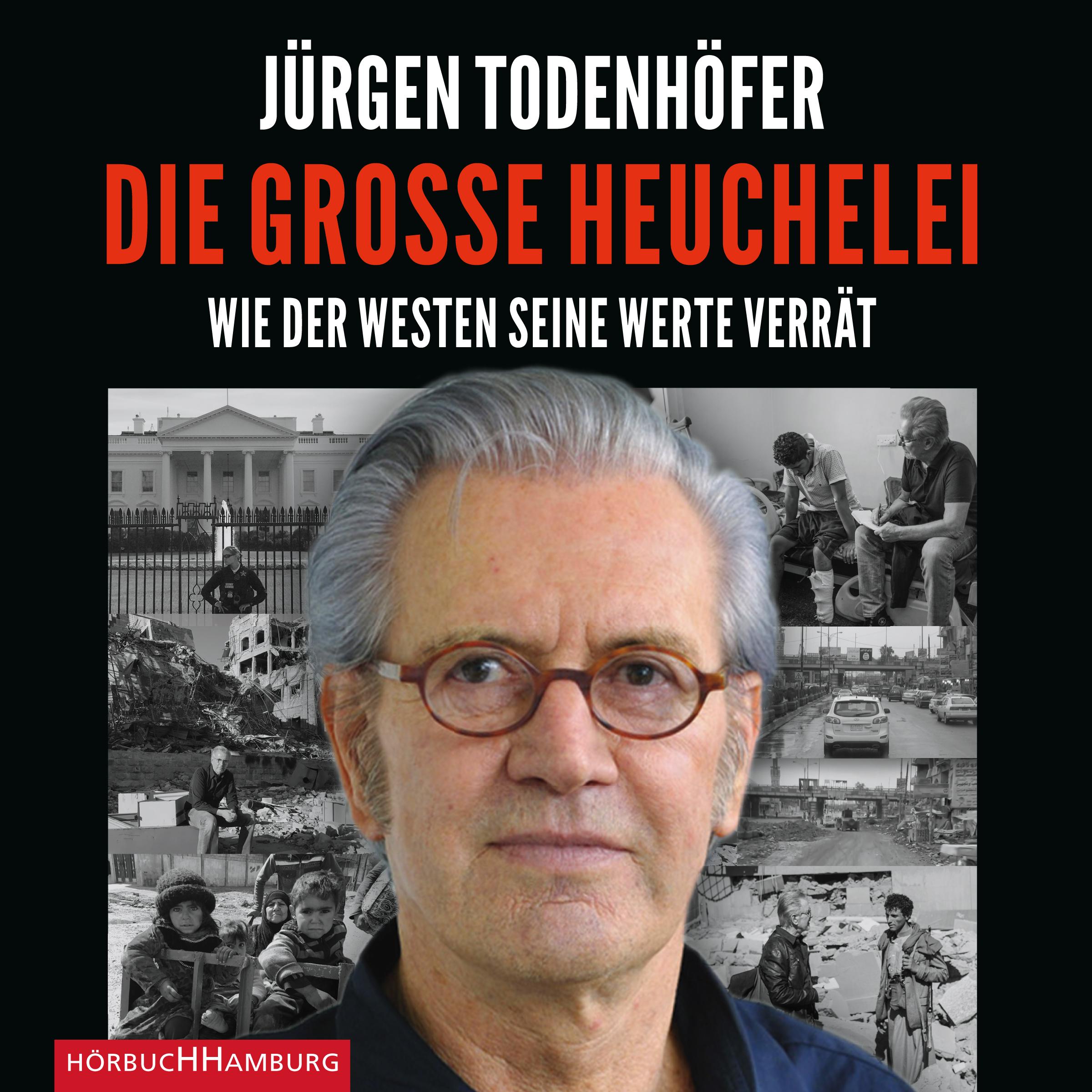 Cover für das Die große Heuchelei Hörbuch