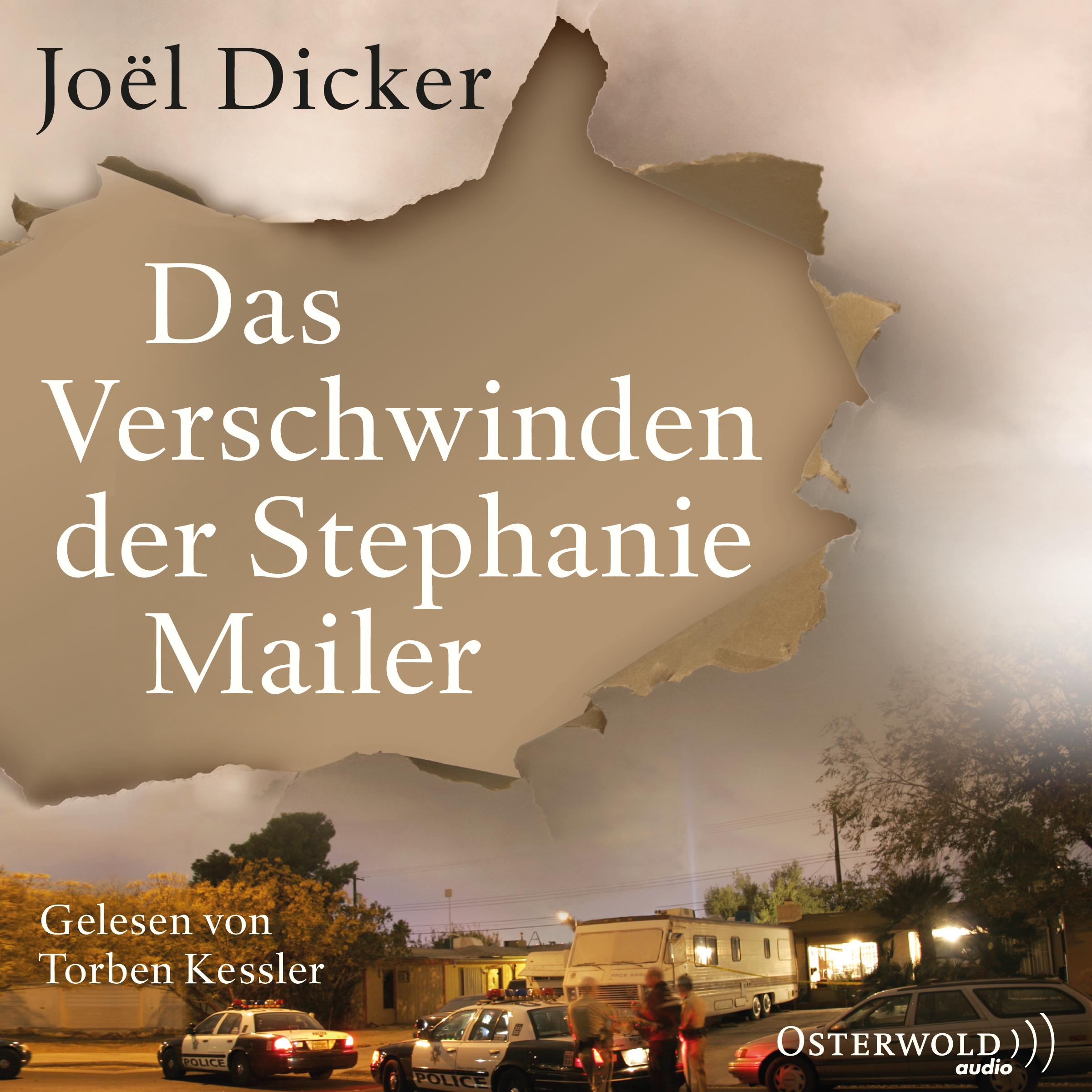 Cover für das  Das Verschwinden der Stephanie Mailer Hörbuch
