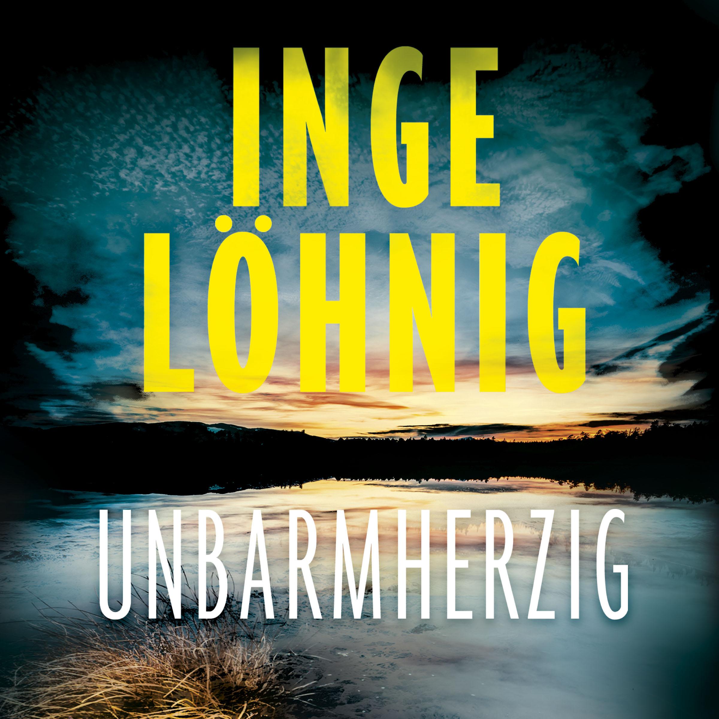 Cover für das Unbarmherzig Hörbuch