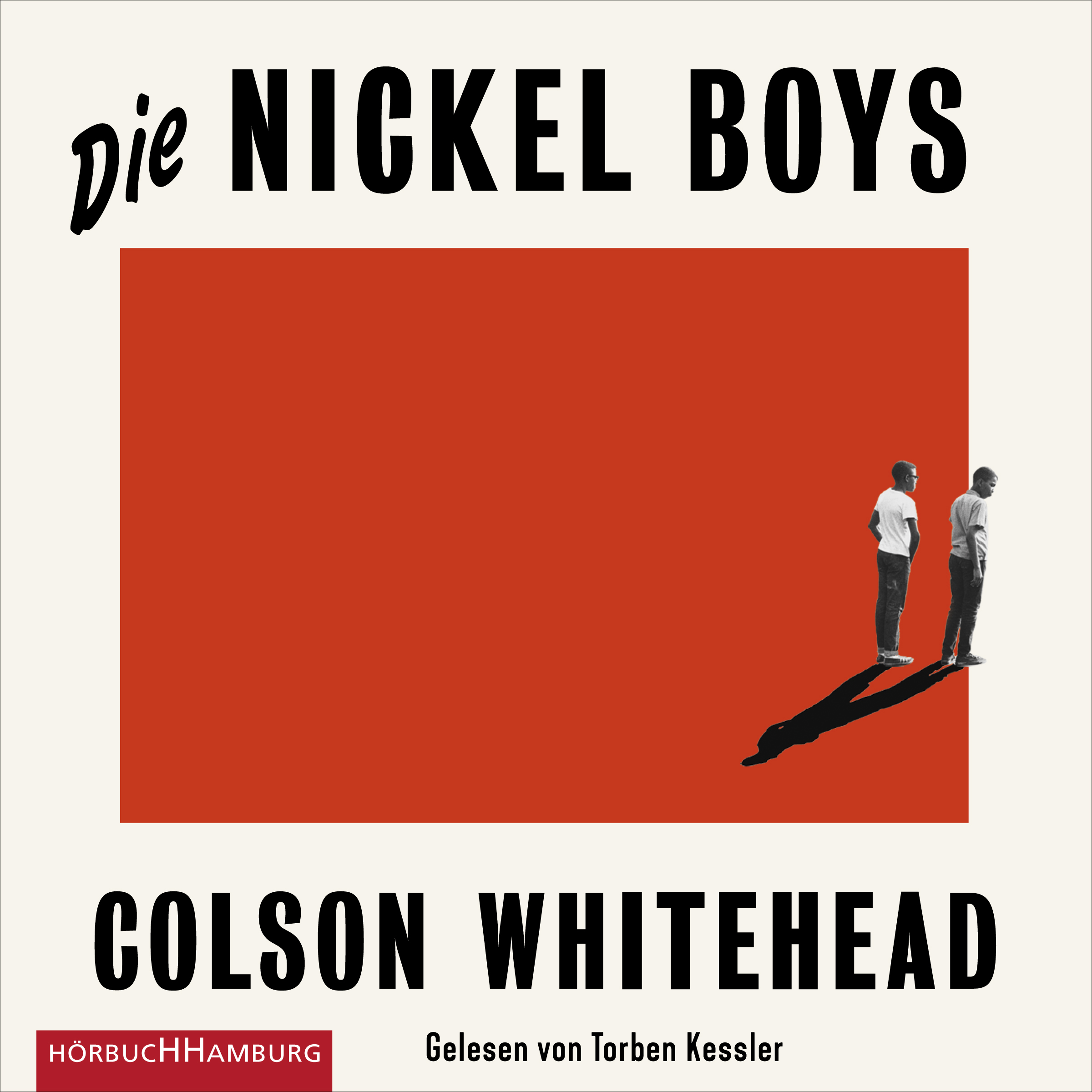 Cover für das Die Nickel Boys Hörbuch