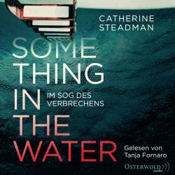 Cover für das Something in the Water - Im Sog des Verbrechens Hörbuch