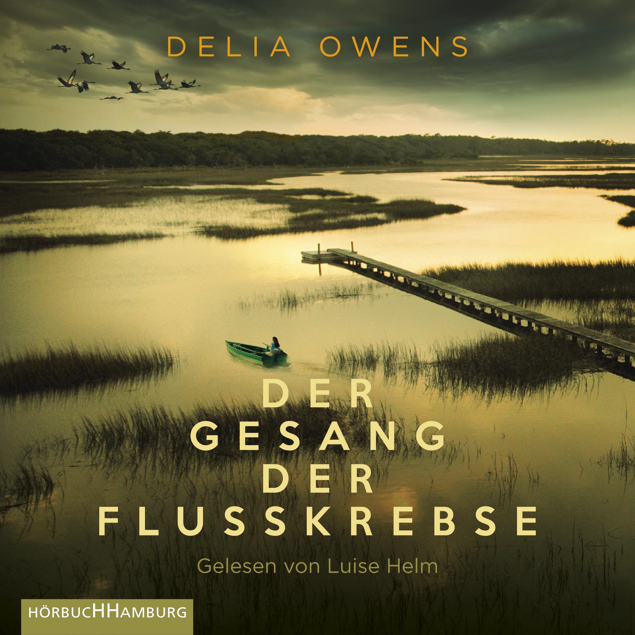 Cover für das Der Gesang der Flusskrebse Hörbuch