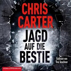 Cover für das Jagd auf die Bestie Hörbuch