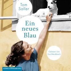 Cover für das Ein neues Blau Hörbuch