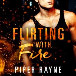 Cover für das Flirting with Fire Hörbuch
