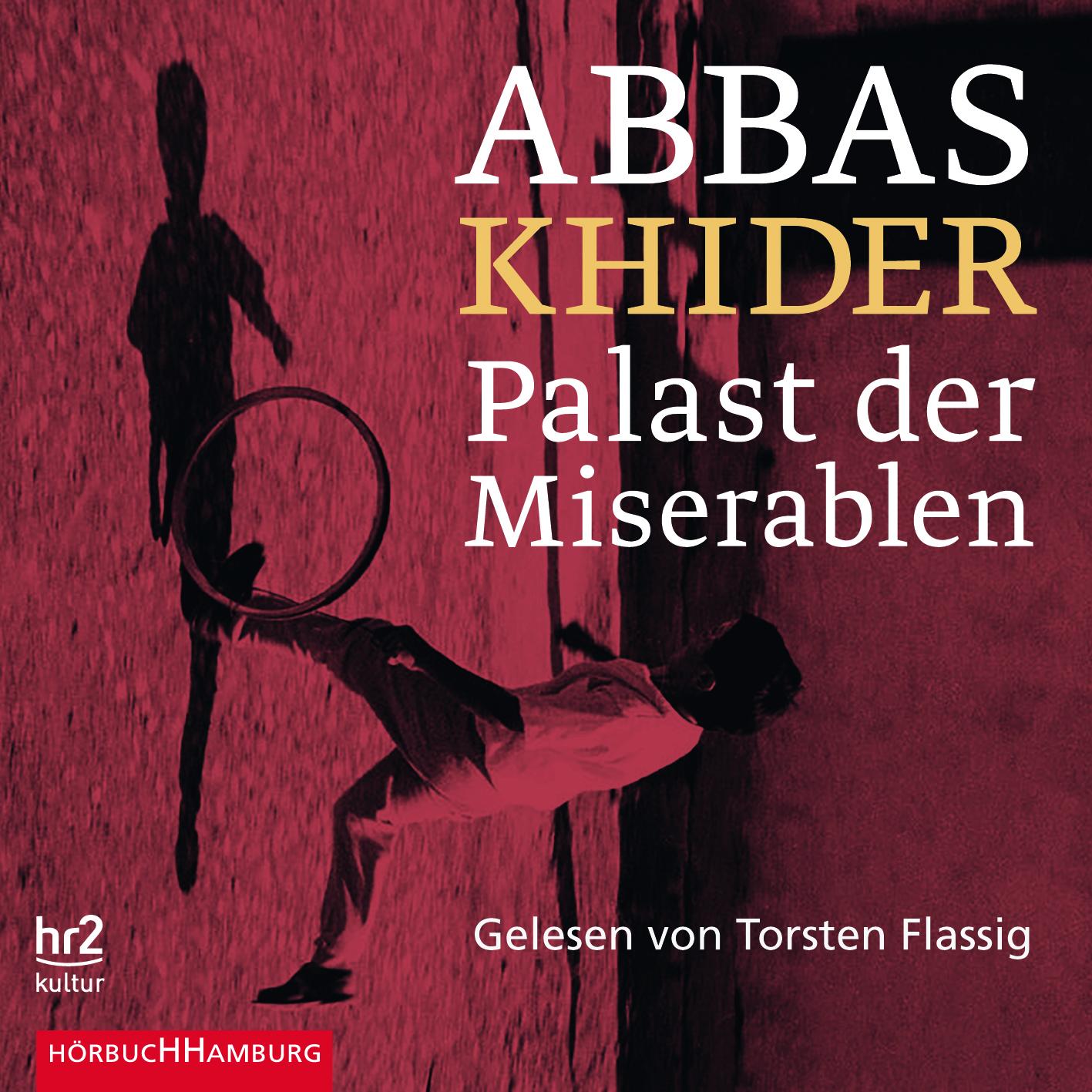 Cover für das Palast der Miserablen Hörbuch
