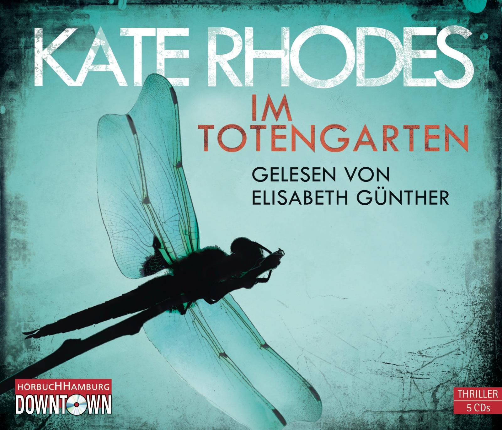 Cover für das Im Totengarten Hörbuch