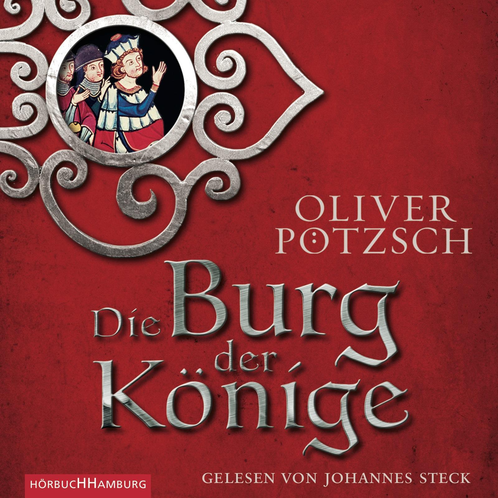 Cover für das Die Burg der Könige Hörbuch