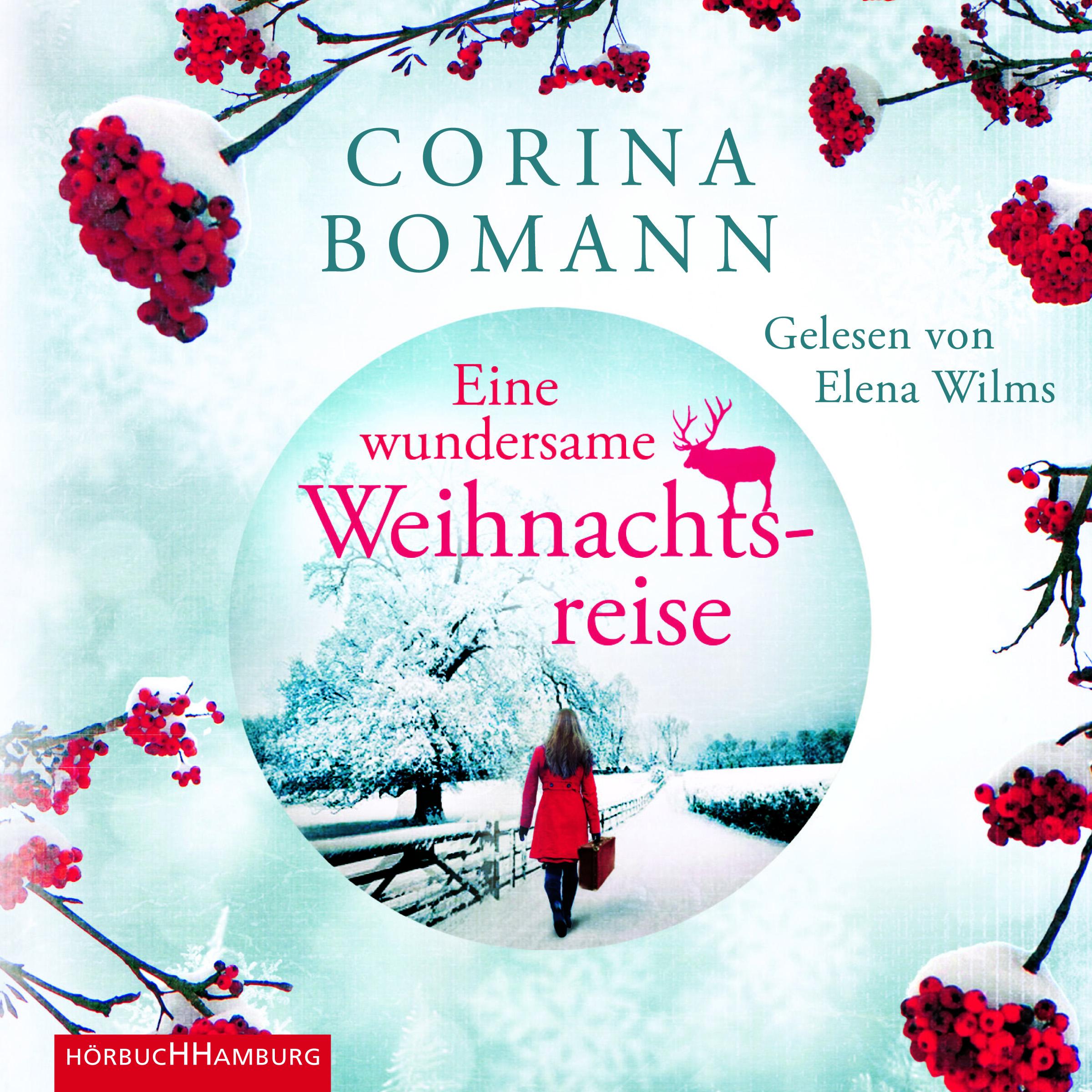Cover für das Eine wundersame Weihnachtsreise Hörbuch