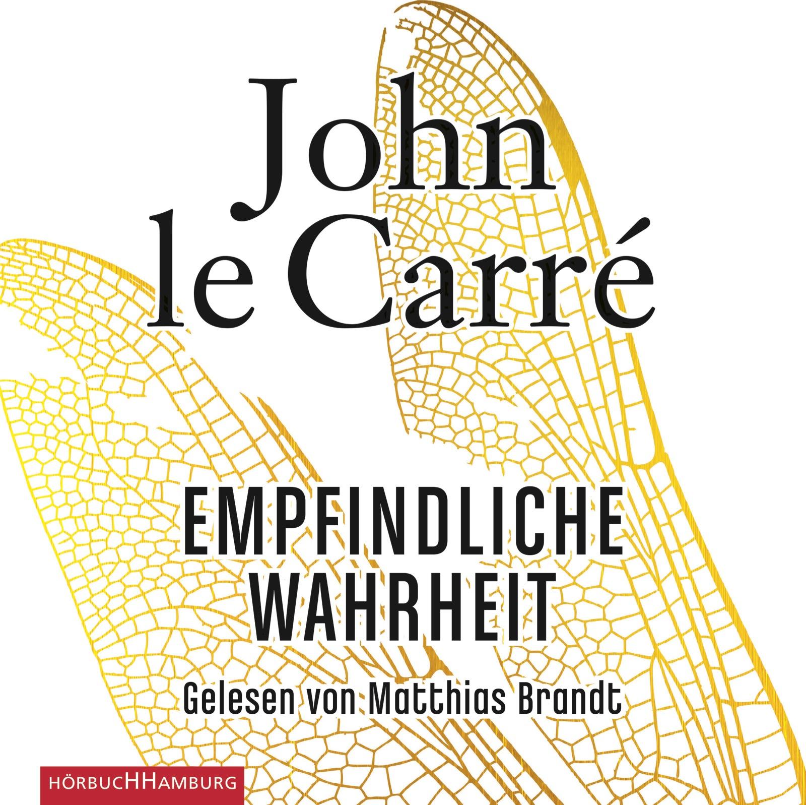 Cover für das Empfindliche Wahrheit Hörbuch