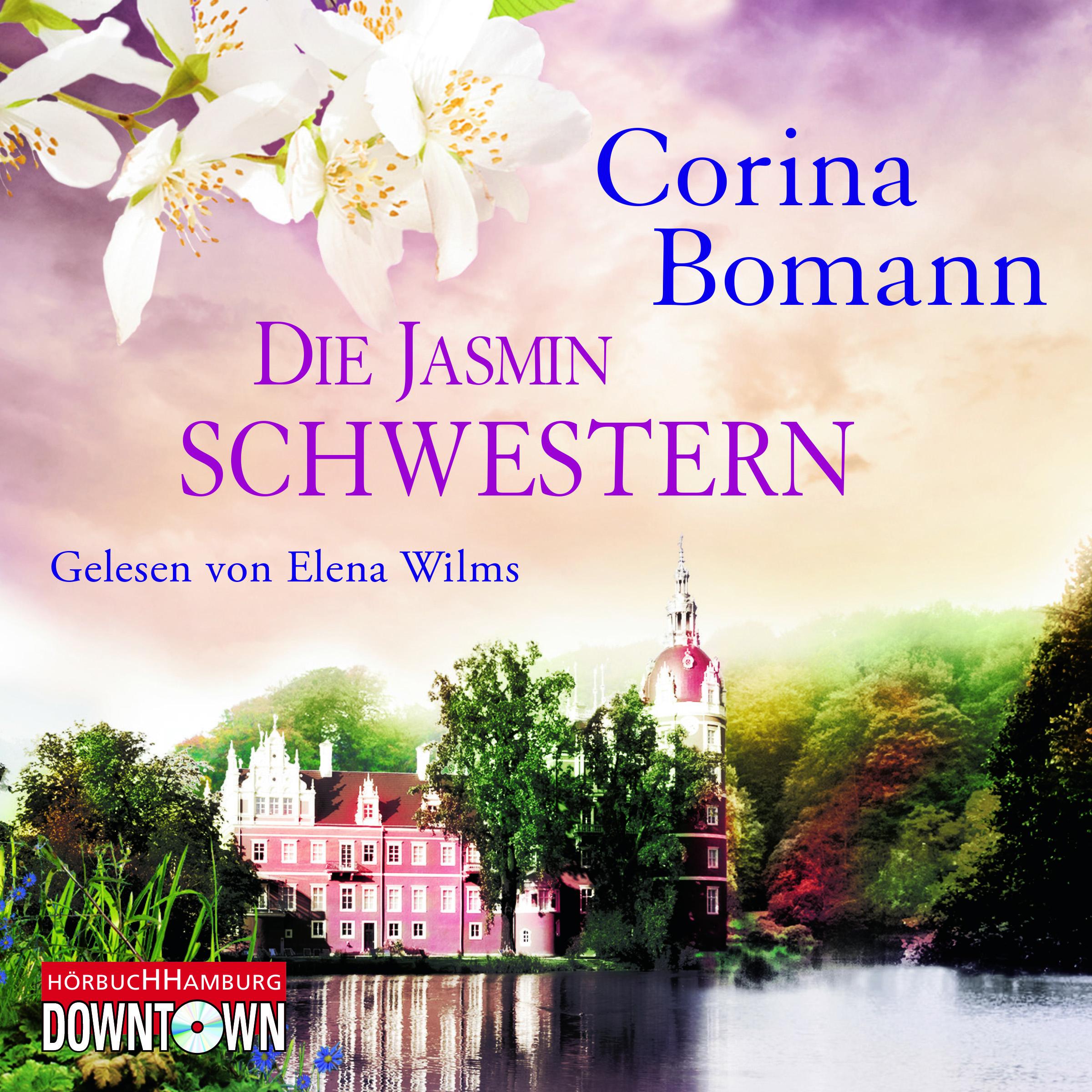 Cover für das Die Jasminschwestern Hörbuch