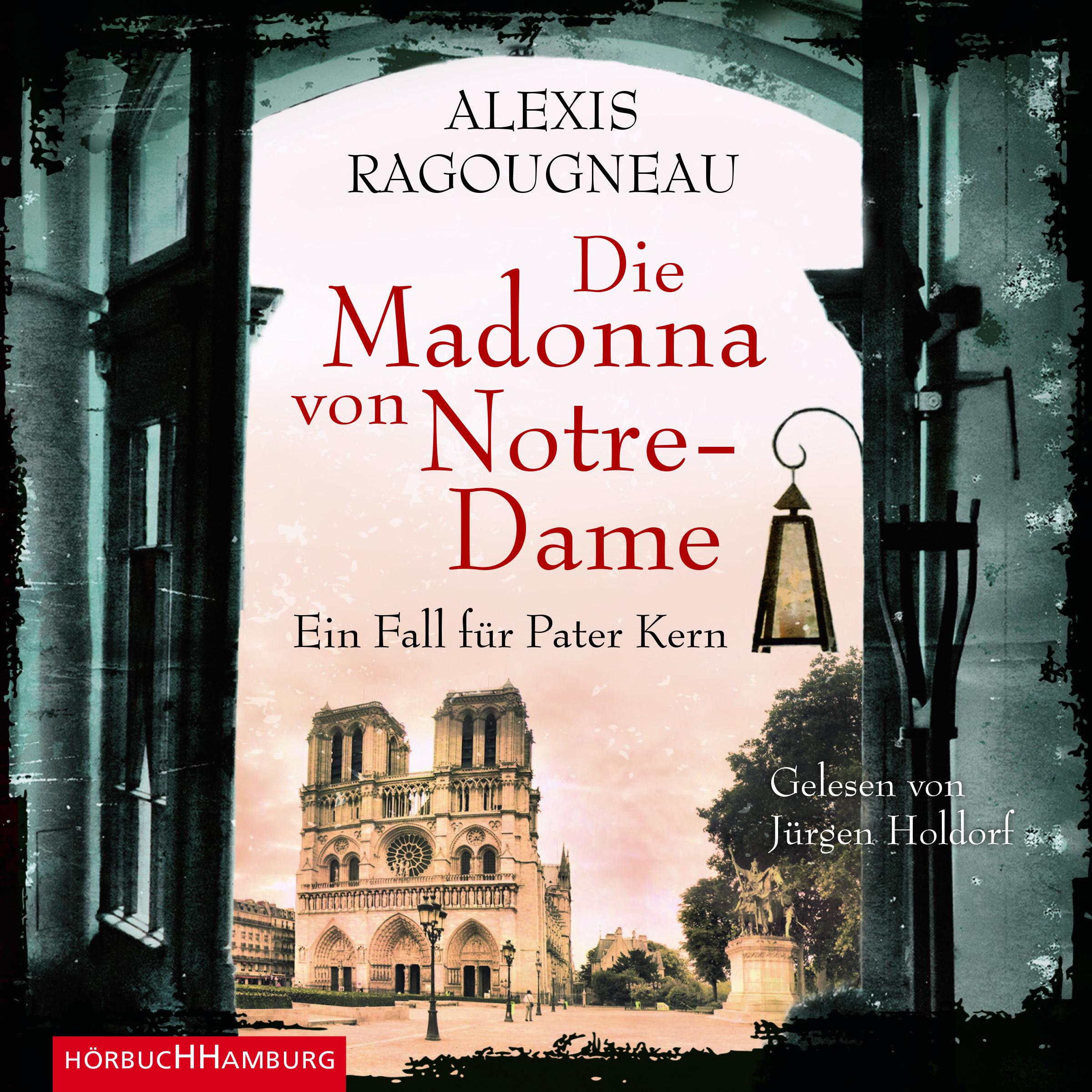 Cover für das Die Madonna von Notre-Dame Hörbuch