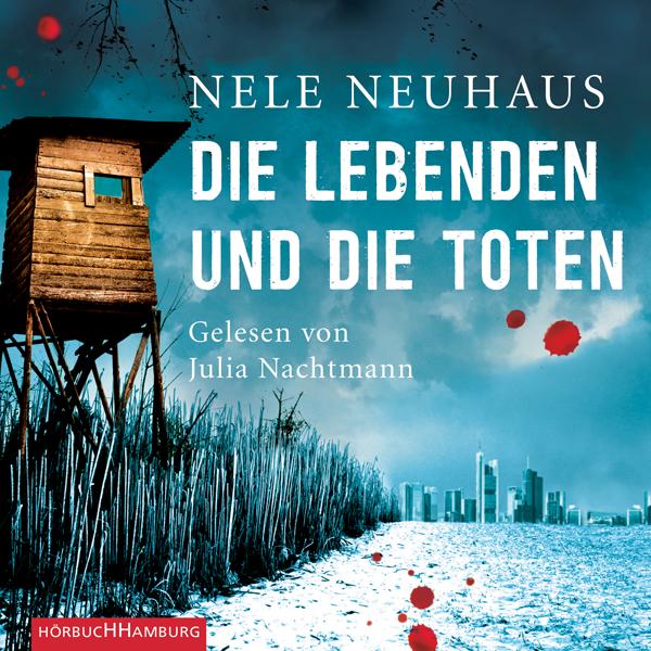 Cover für das Die Lebenden und die Toten Hörbuch