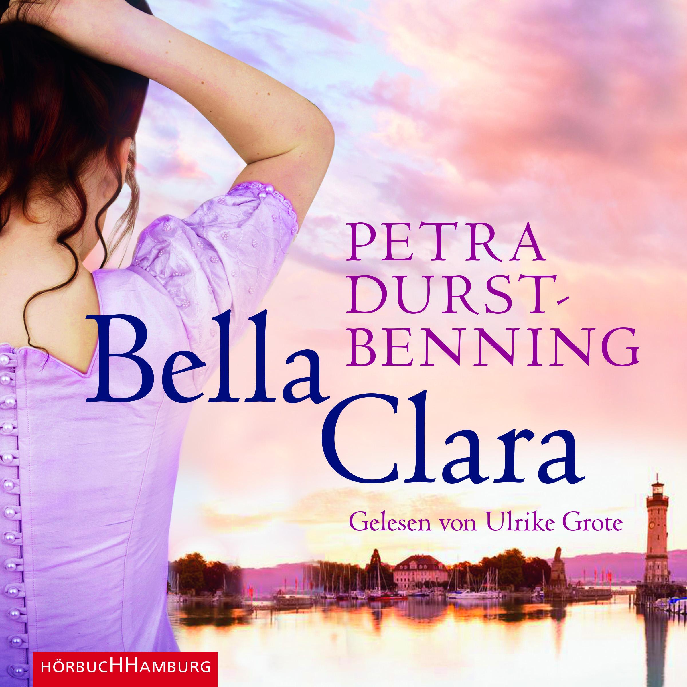 Cover für das Bella Clara Hörbuch